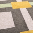 RUG CATENA in Single Weave created by Ami Katz