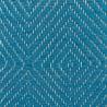 Big Diamond Twill, blue 404; natural yarn