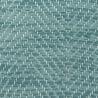 Vertical Herringbone, green mix 411, 433; white yarn