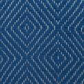 Big Dimond Twill, blue 520; yarn - natural