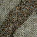 Carpathian Tufted Herringbone