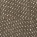 Herringbone, brown mix 238, 238-1 on the natural yarn