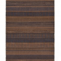 Country Rug in different techniques