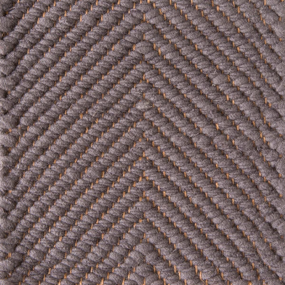 Chevron Marble Rug: Wool Samples Sort By Color Herringbone