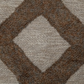 Herringbone with Boucle (irregular Diamonds)