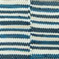 Single Weave Striped stitched together