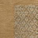 Round Rosepath pos.neg. with Single Weave Frame