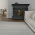 Carpathian Striped rug design Vandra Rugs, Flat Tuskft