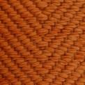 Vertical Herringbone, orange 0439