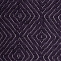 Big Diamond Twill, dark violet 0443