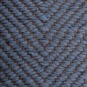 Vertical Herringbone, blue 0450