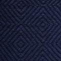 Big Diamond Twill, dark blue 0452