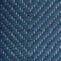 Vertical Herringbone, blue 0473