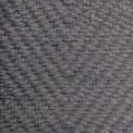 Vertical Herringbone, greyish light blue 0475