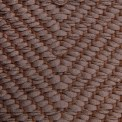 Vertical Herringbone, brown 0485