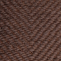 Vertical Herringbone, brown 0486