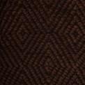 Big Diamond Twill, dark brown 0487