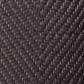 Vertical Herringbone, brown 0490