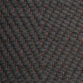 Vertical Herringbone, green 0491