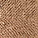 Herringbone, brown 0409