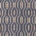 Soft dual diamond twill. main blue H493