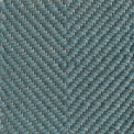 Vertical herringbone. blue 0473