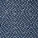 Dual Diamond Twill, main blue 0452