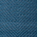 Vertical Herringbone, blue H490